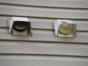 Vent Terminations Before